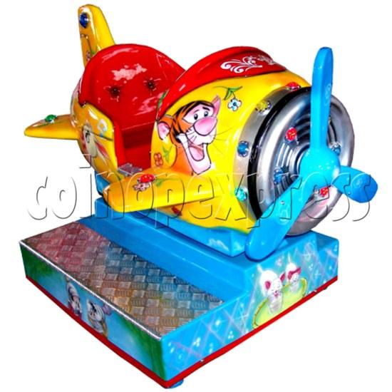 Airplane Kiddie Ride (2 players) 22298