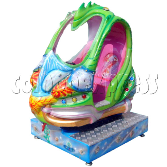Aircraft Kiddie Ride (2 players) 22303