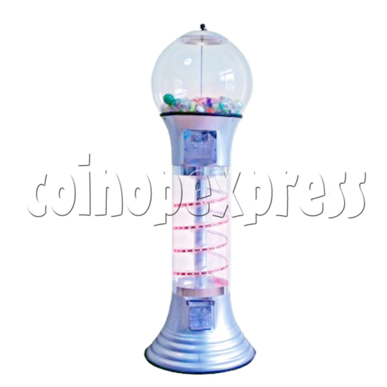 59 Inch Spiral Vending Machine 22346