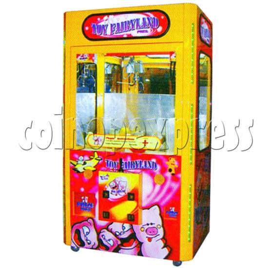 42 inch Toy Fairyland double claw machine 22349