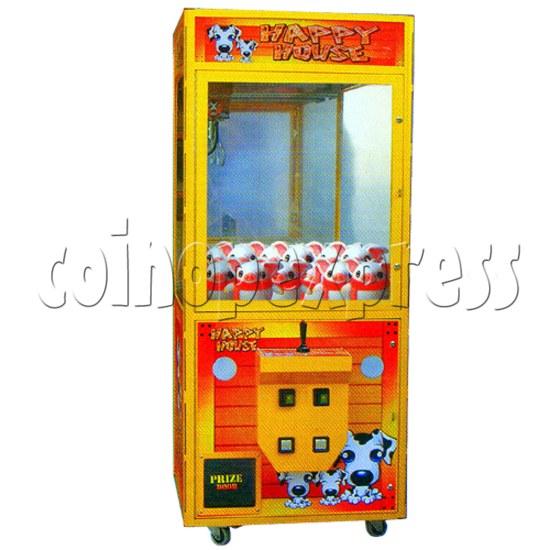 31 inch Happy House Crane Machine 22350