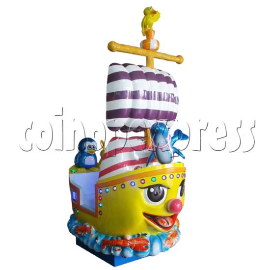 LCD kiddie ride : Fishing Hour 22757