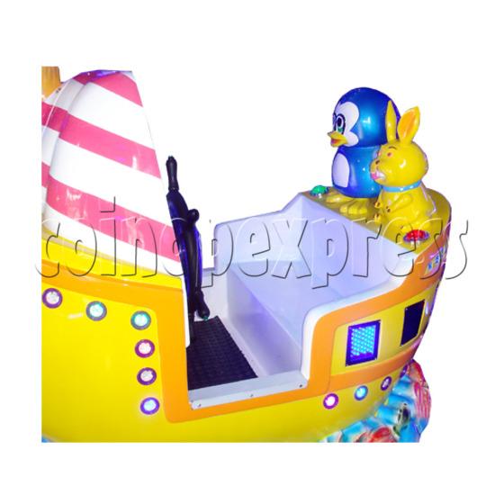 LCD kiddie ride : Fishing Hour 22759