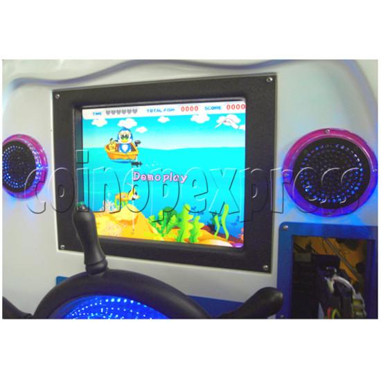 LCD kiddie ride : Fishing Hour 22760