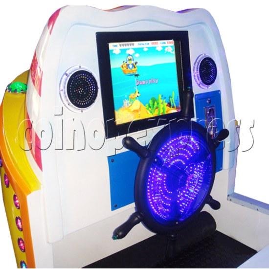 LCD kiddie ride : Fishing Hour 22761