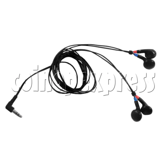 Earphone - two pairs in one jack 22813
