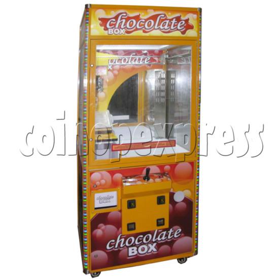 Chocolate Box Crane Machine 23052