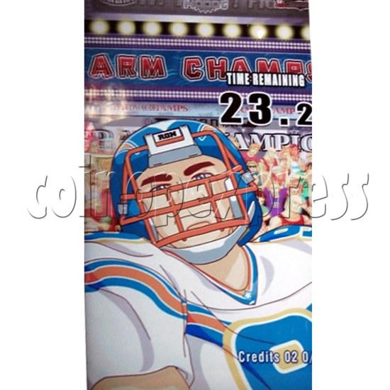 Arm Champs Ticket Redemption Arcade Machine 23065