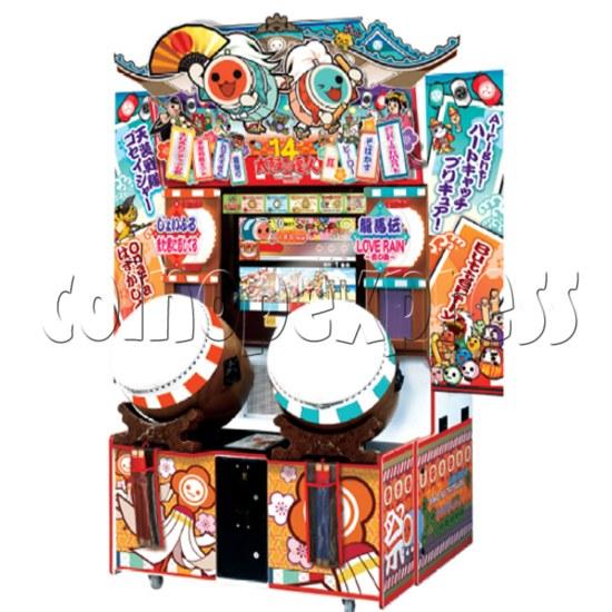 Taiko No Tatsujin 14 Machine 23194