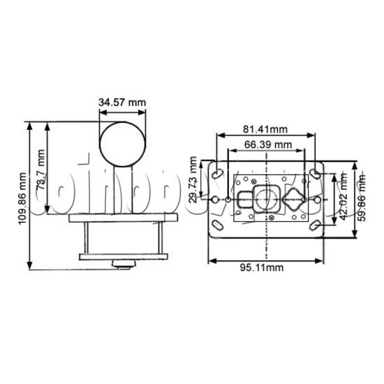 Compact Joystick 23375