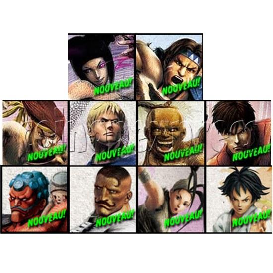 Super Street Fighter IV software (upgrade Street Fighter 4) - stop production 23479