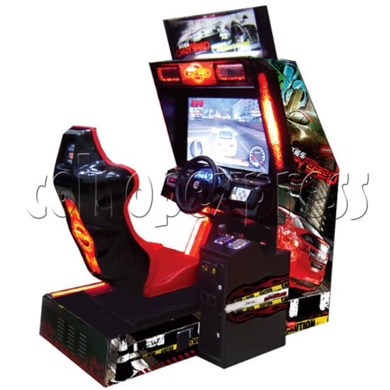 Crazy Speed Arcade Machine 23534