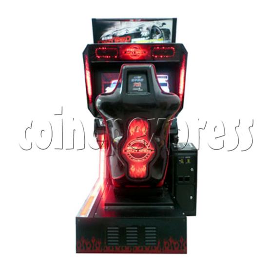 Crazy Speed Arcade Machine 23535