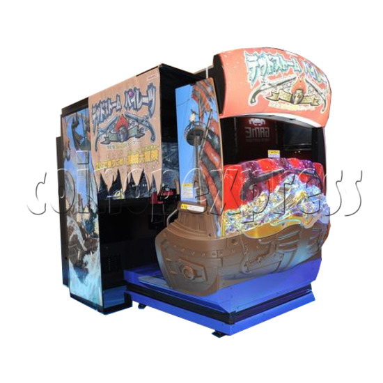 DeadStorm Pirates DX with 55inch LED Screen 23610