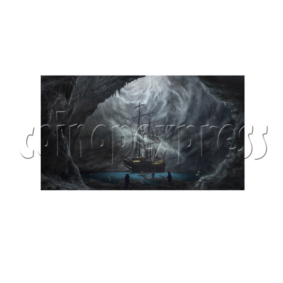 DeadStorm Pirates DX with 55inch LED Screen 23612