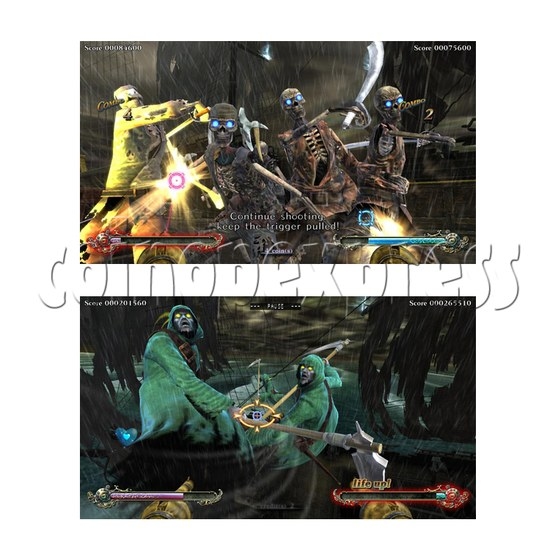 DeadStorm Pirates DX with 55inch LED Screen 23613