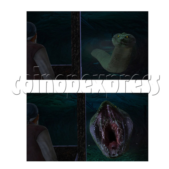 DeadStorm Pirates DX with 55inch LED Screen 23616