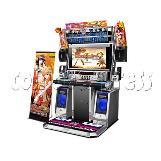 Beatmania II DX 18 Resort Anthem 23743