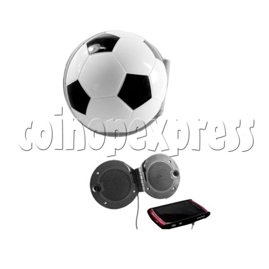 Footballs speaker 23862