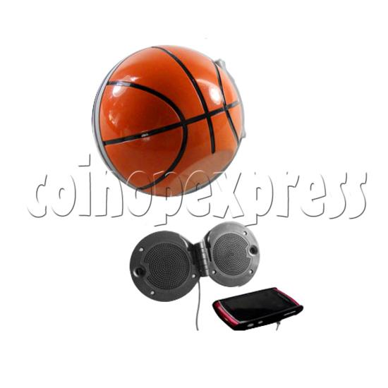 Footballs speaker 23863
