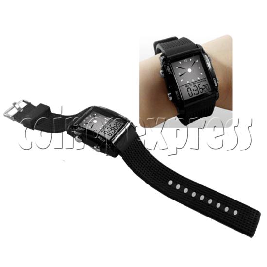 Electro-Luminescent Analog Sport Men Watches 23867