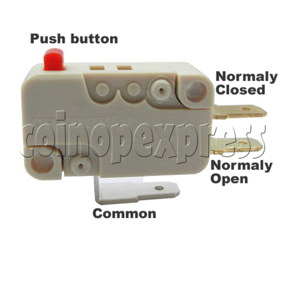 CHERRY switch for game button 23871