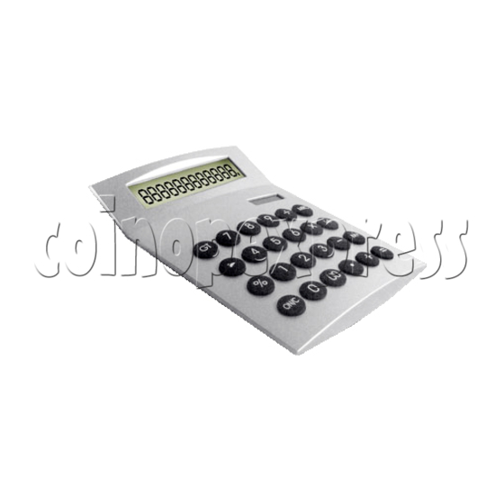 12 Digital Desktop calculator 24333