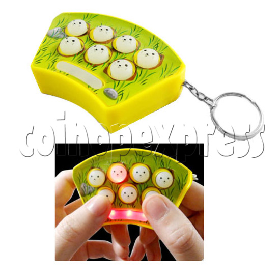 Mini Musical Touch With Key Chain 24374
