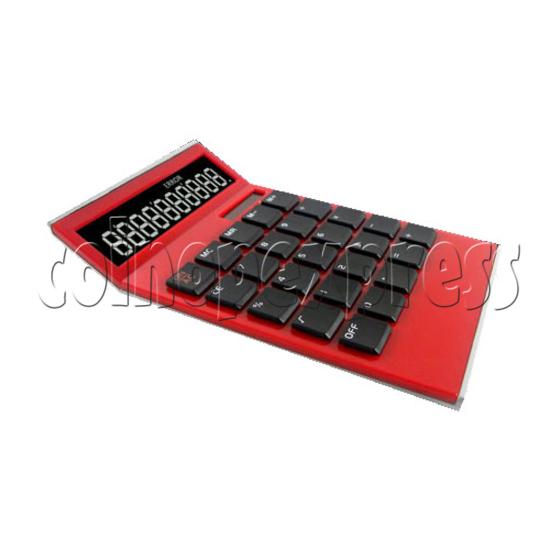 10 Digital Arched Calculator 24376