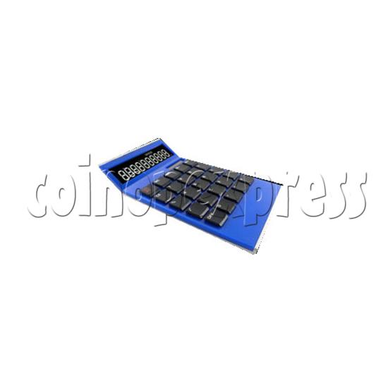 10 Digital Arched Calculator 24377