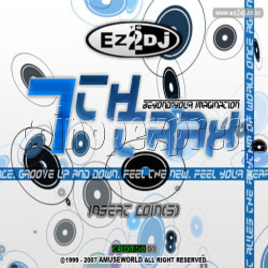 EZ 2 DJ 7th Trax Confidence complete kit 24387