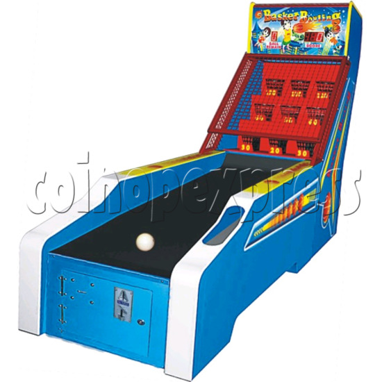Basket Bowling Redemption Game 24393