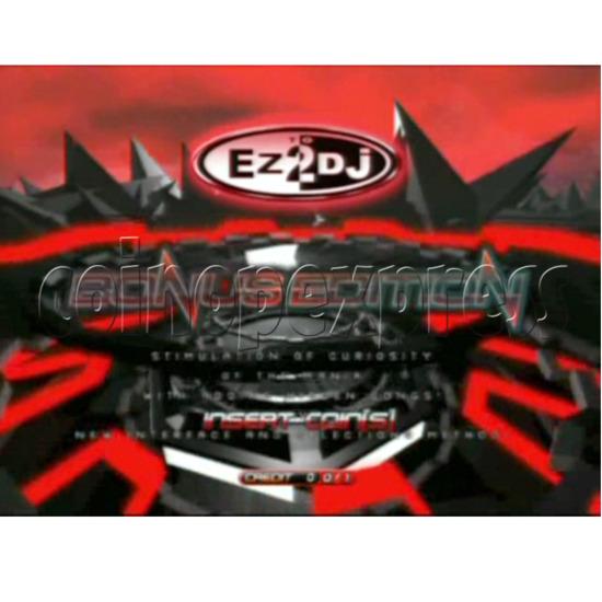 EZ 2 DJ 7th Trax Bonus Edition complete kit 24402