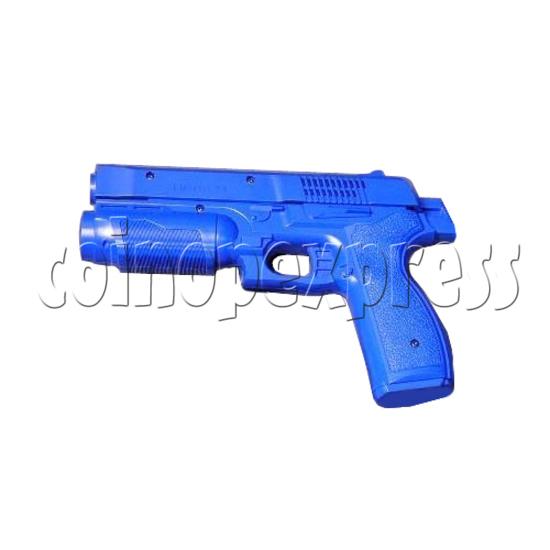 Gun Case for Time Crisis 1/2 Namco XPB-296-481 blue color
