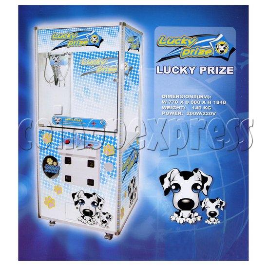 31 inch Lucky Prize Crane Machine 24889