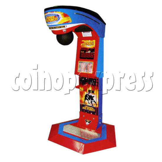 Ultimate Big Punch Ticket Redemption Machine 24894