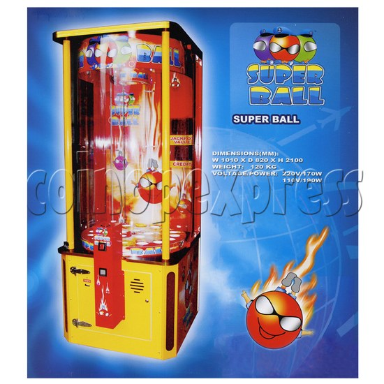 Super Ball redemption game 24898