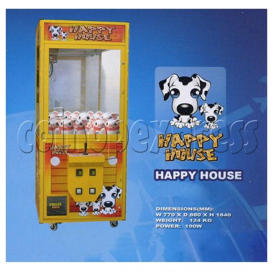31 inch Happy House Crane Machine 24901