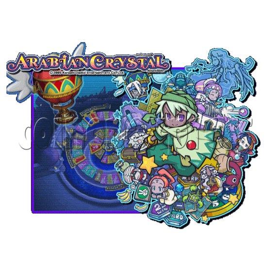 Arabian Crystal ( 6 Players ) 24918