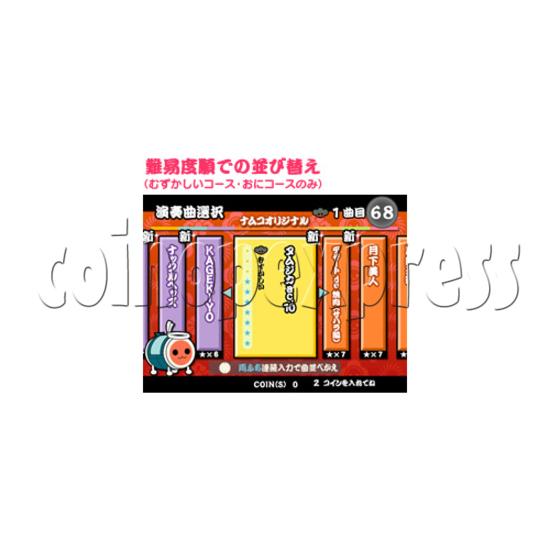 Taiko No Tatsujin 10 Drum Machine 25007