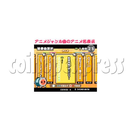 Taiko No Tatsujin 10 Drum Machine 25008