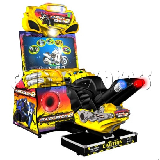 Fast and Furious: Super Bikes 2 25076