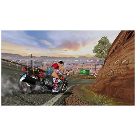 Fast and Furious: Super Bikes 2 25086