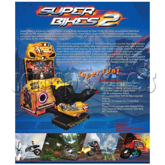 Fast and Furious: Super Bikes 2 25103