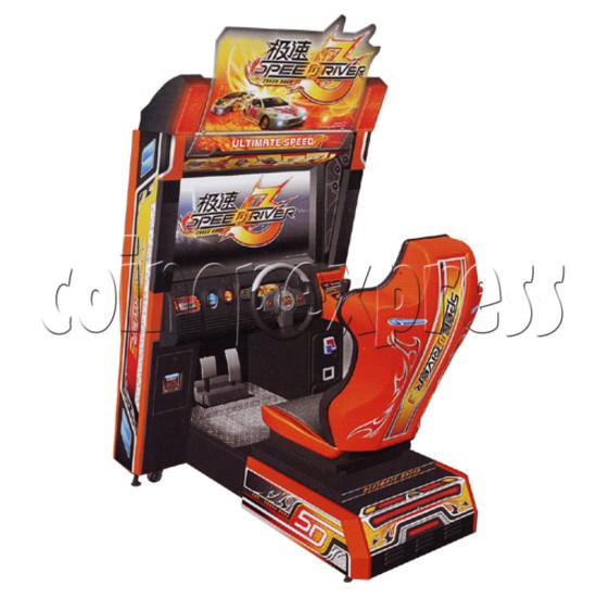 Speed Driver 3 Racing Machine 25117