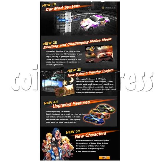 Speed Driver 3 Racing Machine 25121