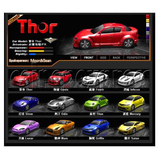 Speed Driver 3 Racing Machine 25122