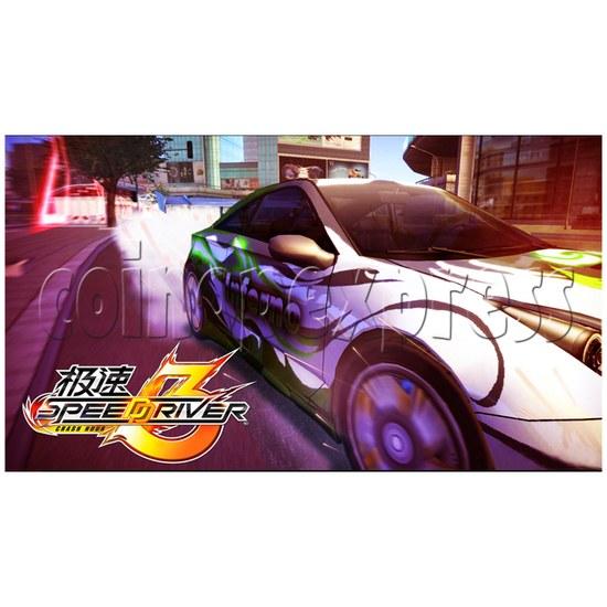 Speed Driver 3 Racing Machine 25125