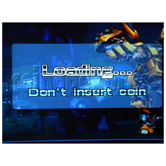 Ultimate Edition 2011 Arcade Game Board - Loading page