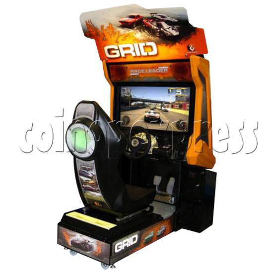 The Grid Sega driving game (52 inch single DX) 25266